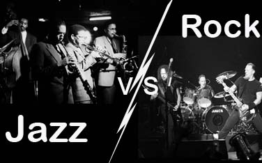 Jazz vs Rock
